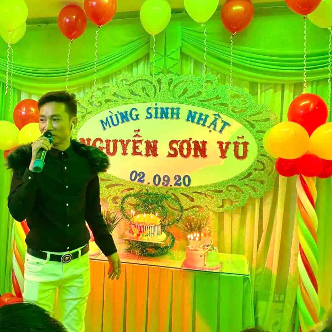 Nguyễn Sơn Vũ