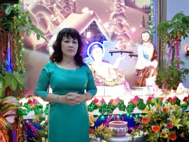 Bóng Nhỏ Giáo Đường - SoLo - Nguyễn Hậu