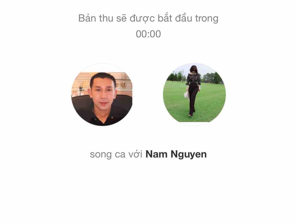 Karaoke Đắp Mộ Cuộc Tình | Ngọc Hân ft KHưu Huy Vũ